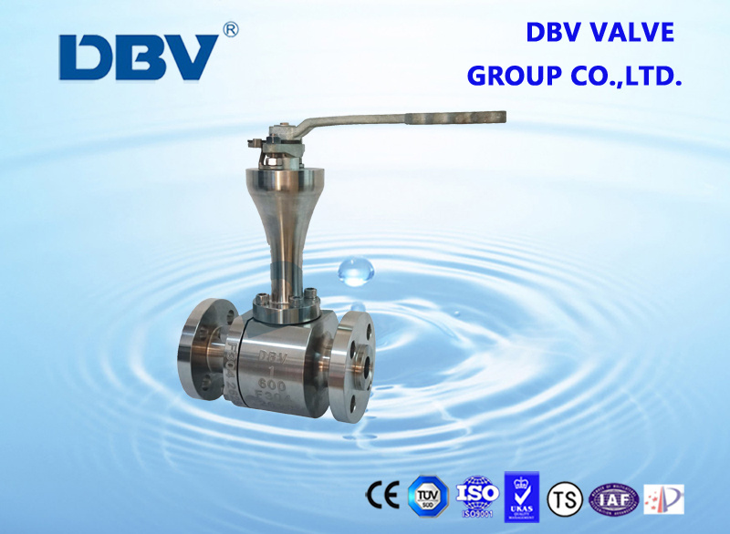 Carbon or Stainless Steel Forged or Cast Ball Valve