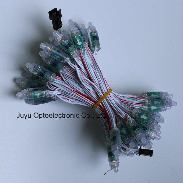 9mm/12mm Full Color Waterproof LED RGB Advertising Light