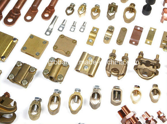 Clamps for Grounding System