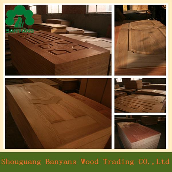 China 2015 hot selling new design wood veneer door skin for New door design 2015