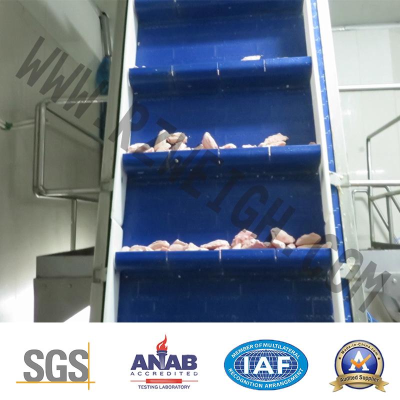 Automaic Vertical Lift Tsj1900 Food Machine