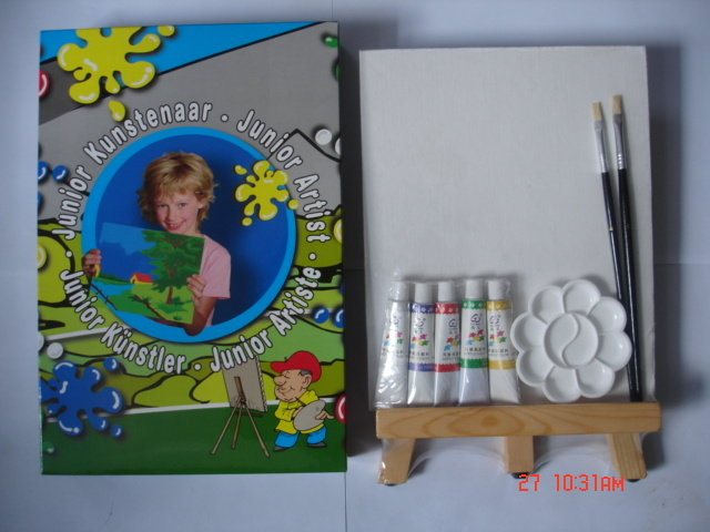 Kid Paint Set, Drawing Set, Painting Set