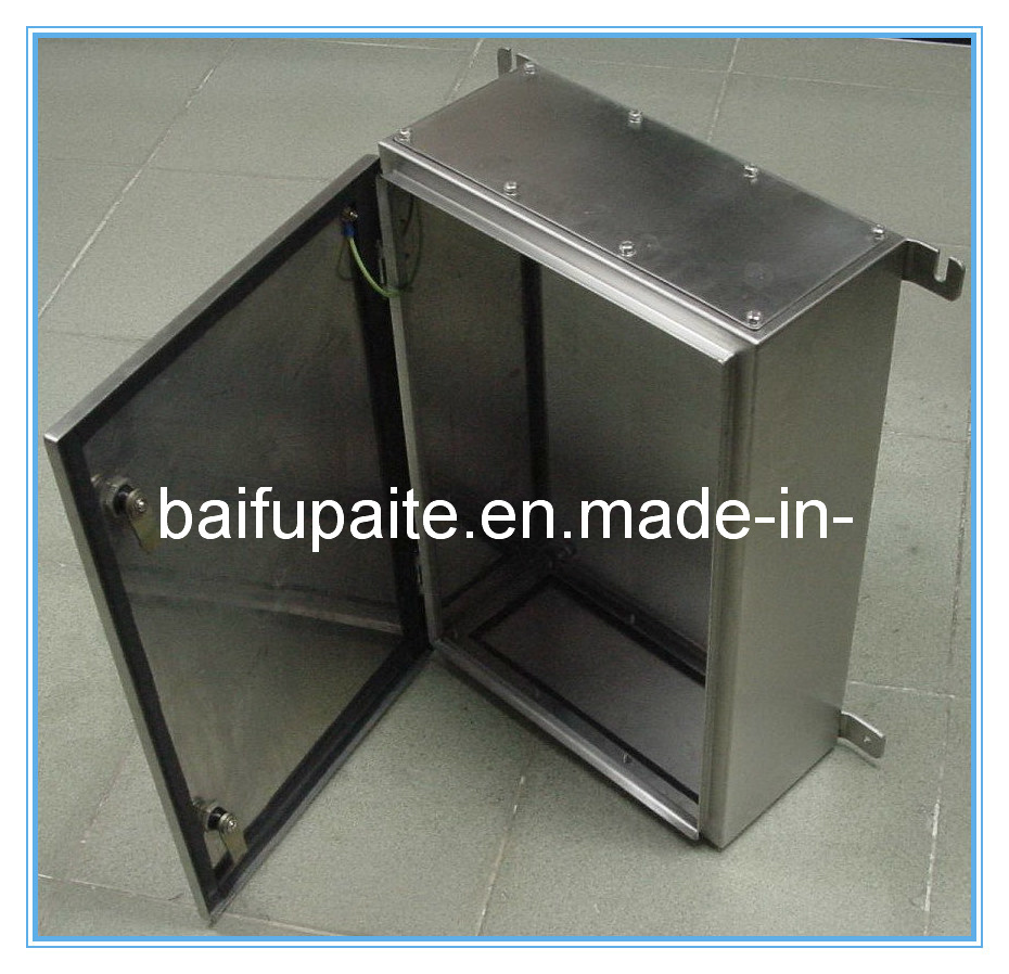 Stainelsss Steel Distribution Box