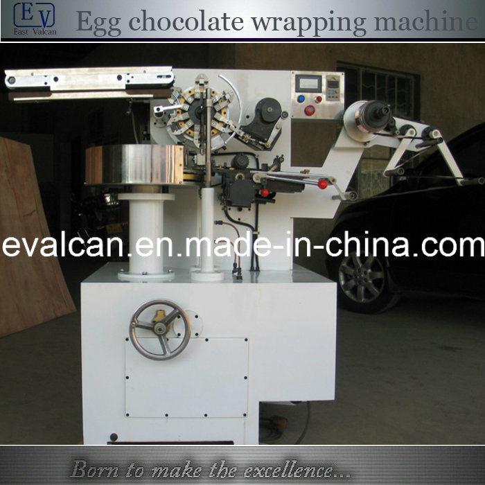 Egg Chocolate Wrapping Machine