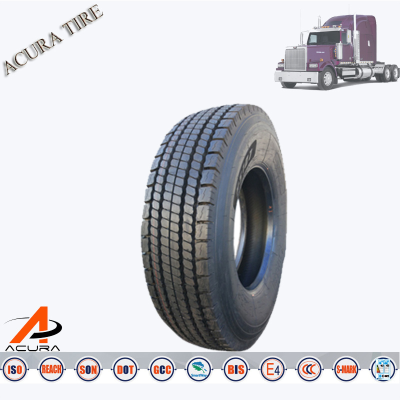 Hihg Quality All Steel Radial Truck Bus Tire TBR Tire 295/80r22.5