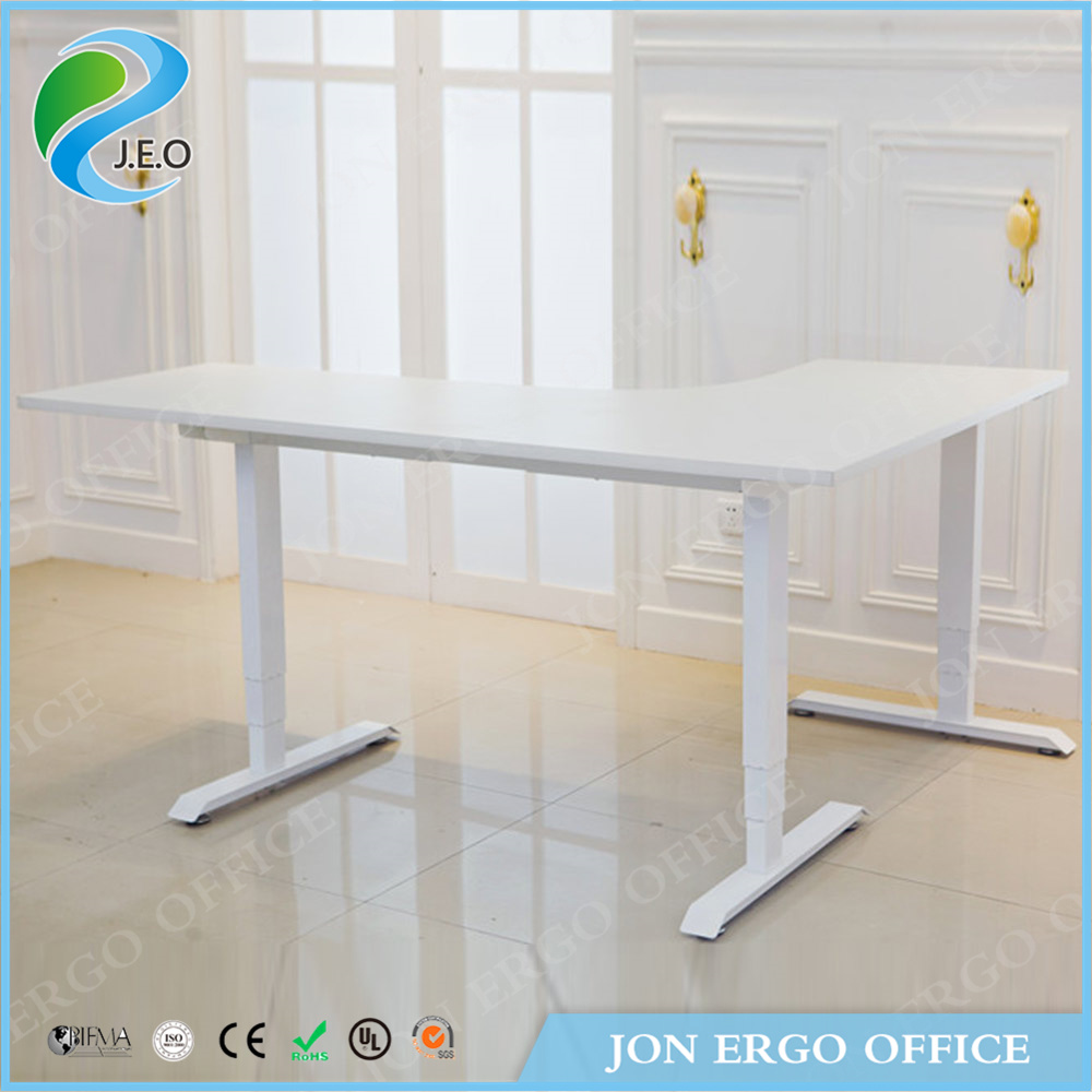 Furniture Desk L Shape Sit to Stand Frame/Sit Stand Desk (JN-SD530)