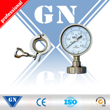 Vacuum Compound Pressure Gauges