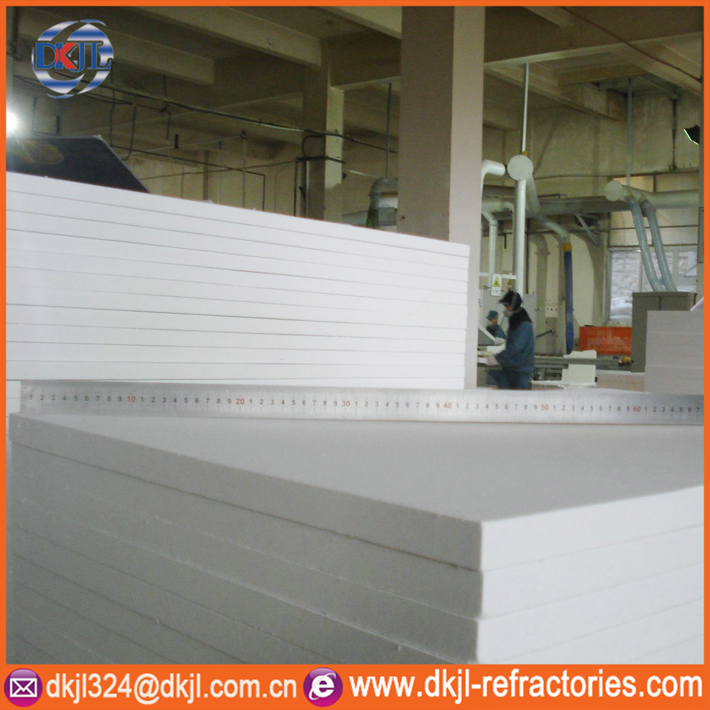 Morgan Ceramic Heat Insulation Fiber Board for Kiln Lining