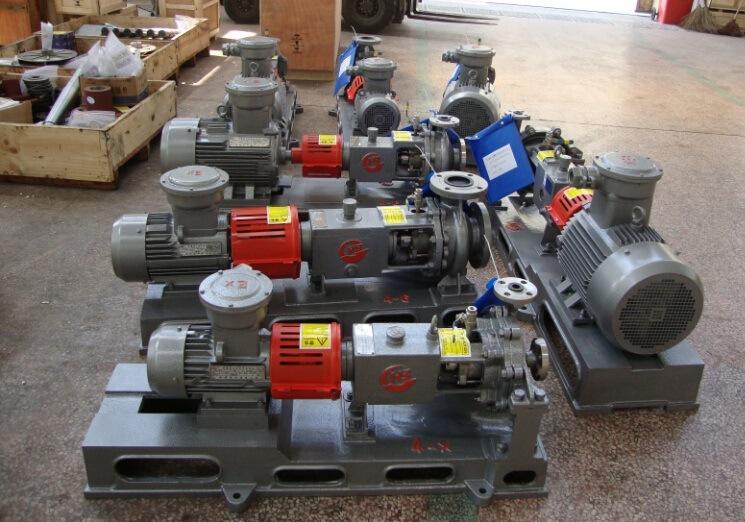 Titanium Pump (IJ)