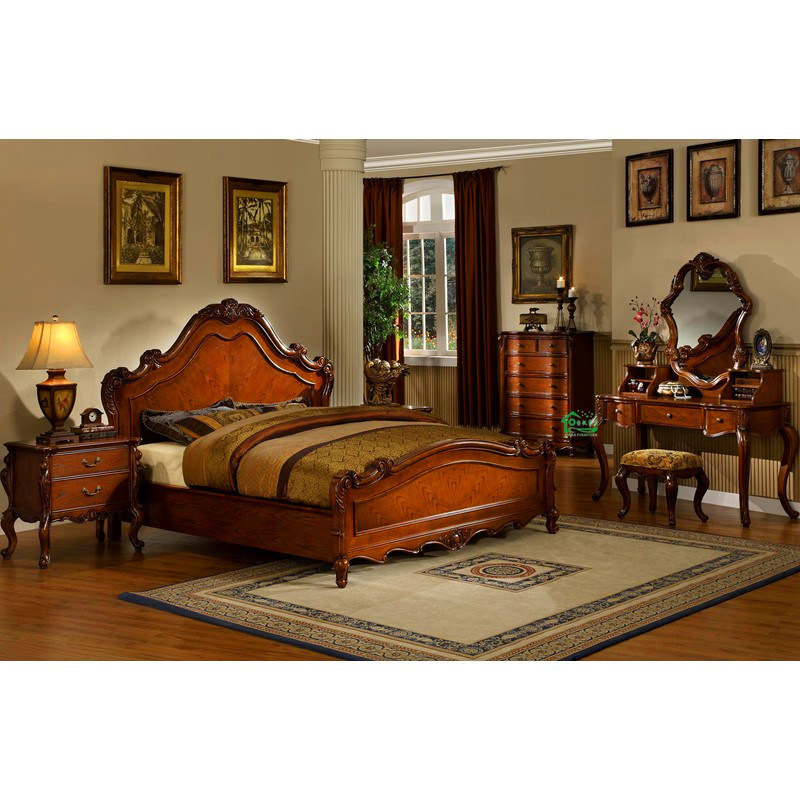 China Wooden Bedroom Furniture Chinese Furniture YF WA601 1 Photos