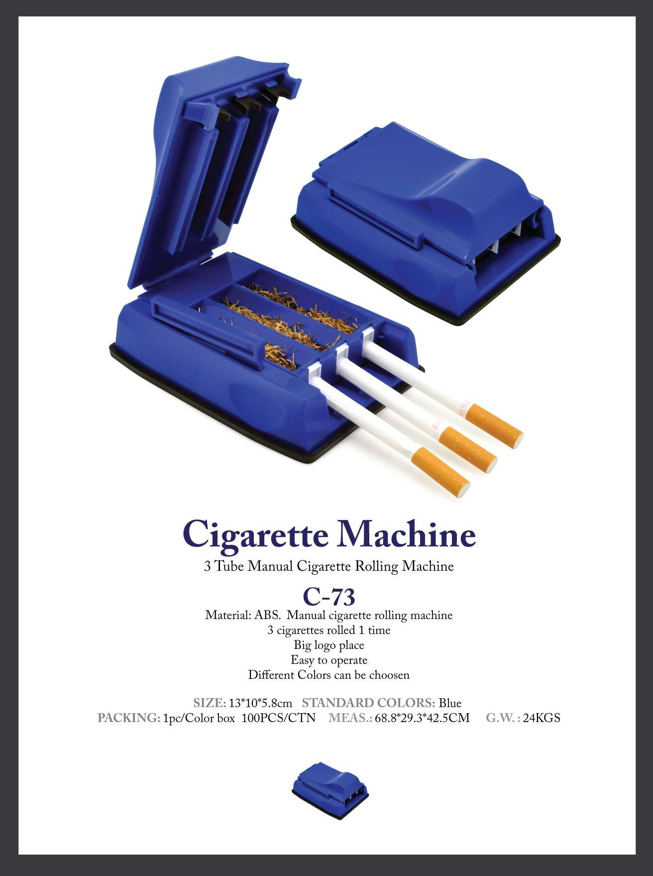 Cigarettes Marlboro USA made