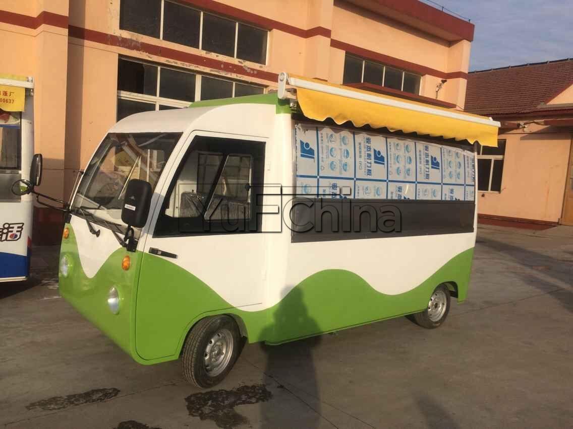 Food Van Caravan Vending Machine