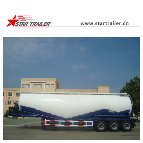38 Cbm Bulk Cement Tank Semi Trailer