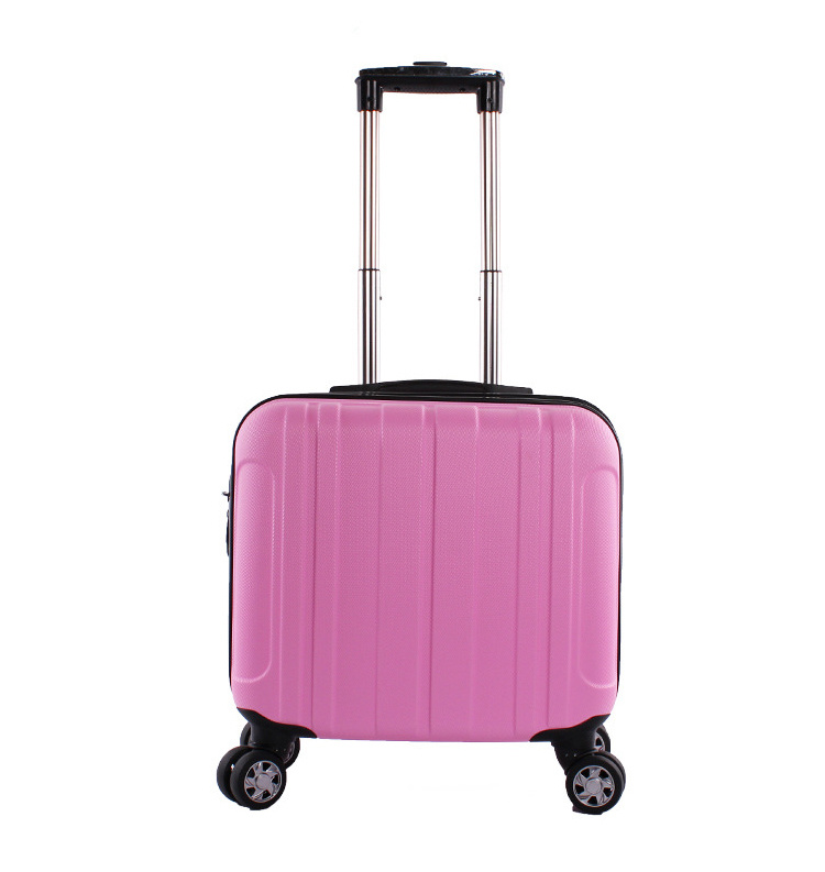 ABS Computer Luggage Case Trolley Laptop Suitcase