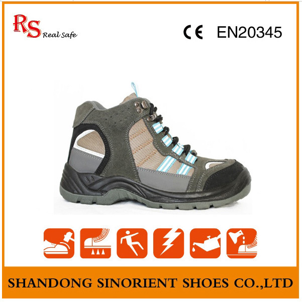 RS Real Safe Brand Safety Shoes RS210