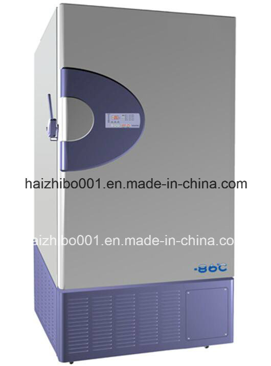 Upright Style -86degree Ultra-Low Temperature Medical Refrigerator (DW-86L500)