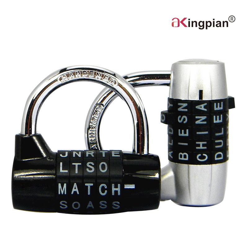 5 Letter Word Digital Combination Code Lock