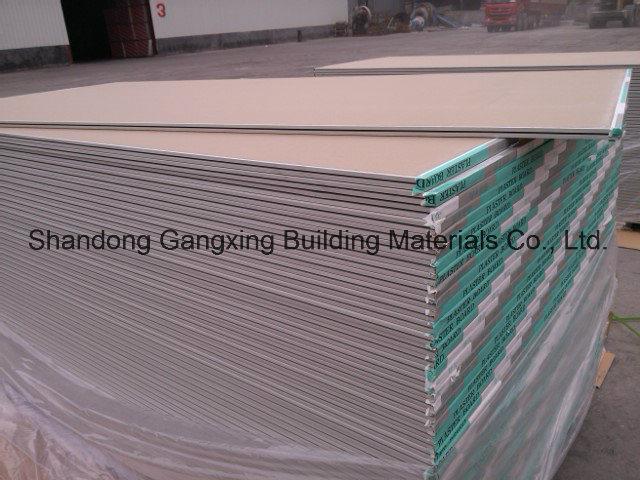 Paper Faced Normal Waterproof Fireproof Drywall Gypsum Board