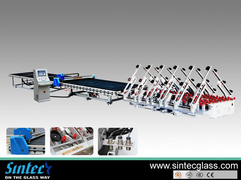 CNC Glass Cutting Line (XC-CNC-6133)