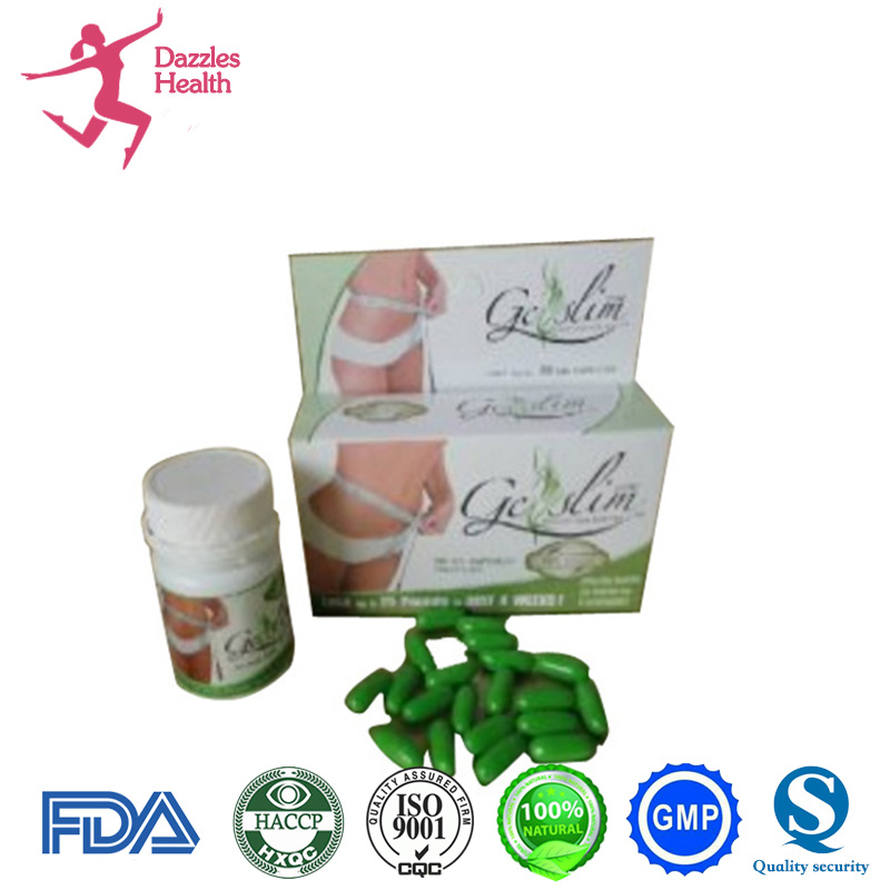 Top Quality Gel Slim Slimming Weight Loss Pills