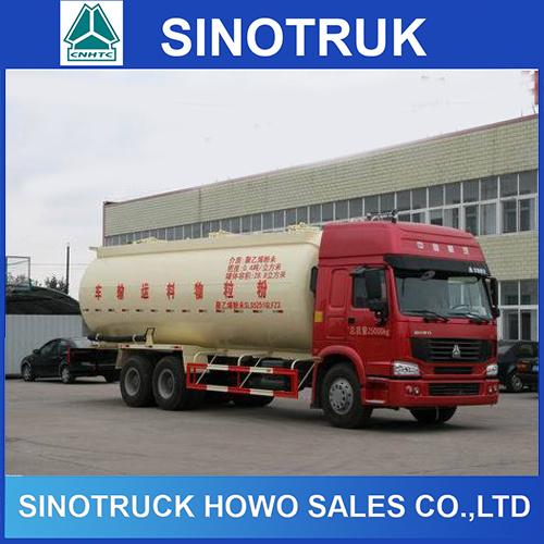 Sinotruk HOWO 12 Wheel 30cbm Bulk Cement Truck for Sale