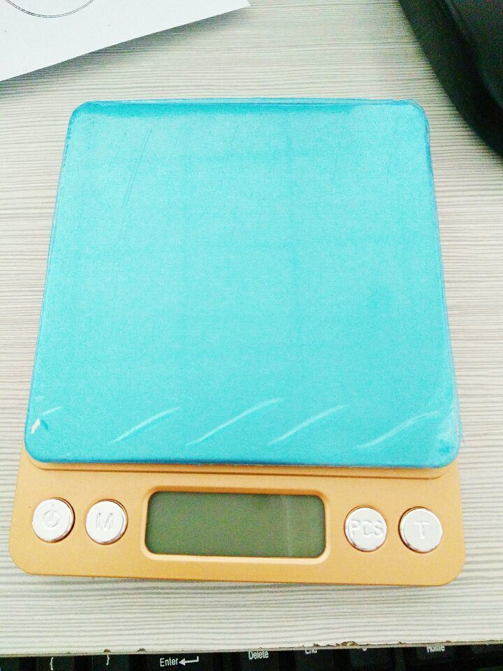 0.01g Mini High Precision Jewelry Weighing Scales Gold