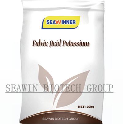 High Quality of Fulvic Acid Potassium (Super Humate)