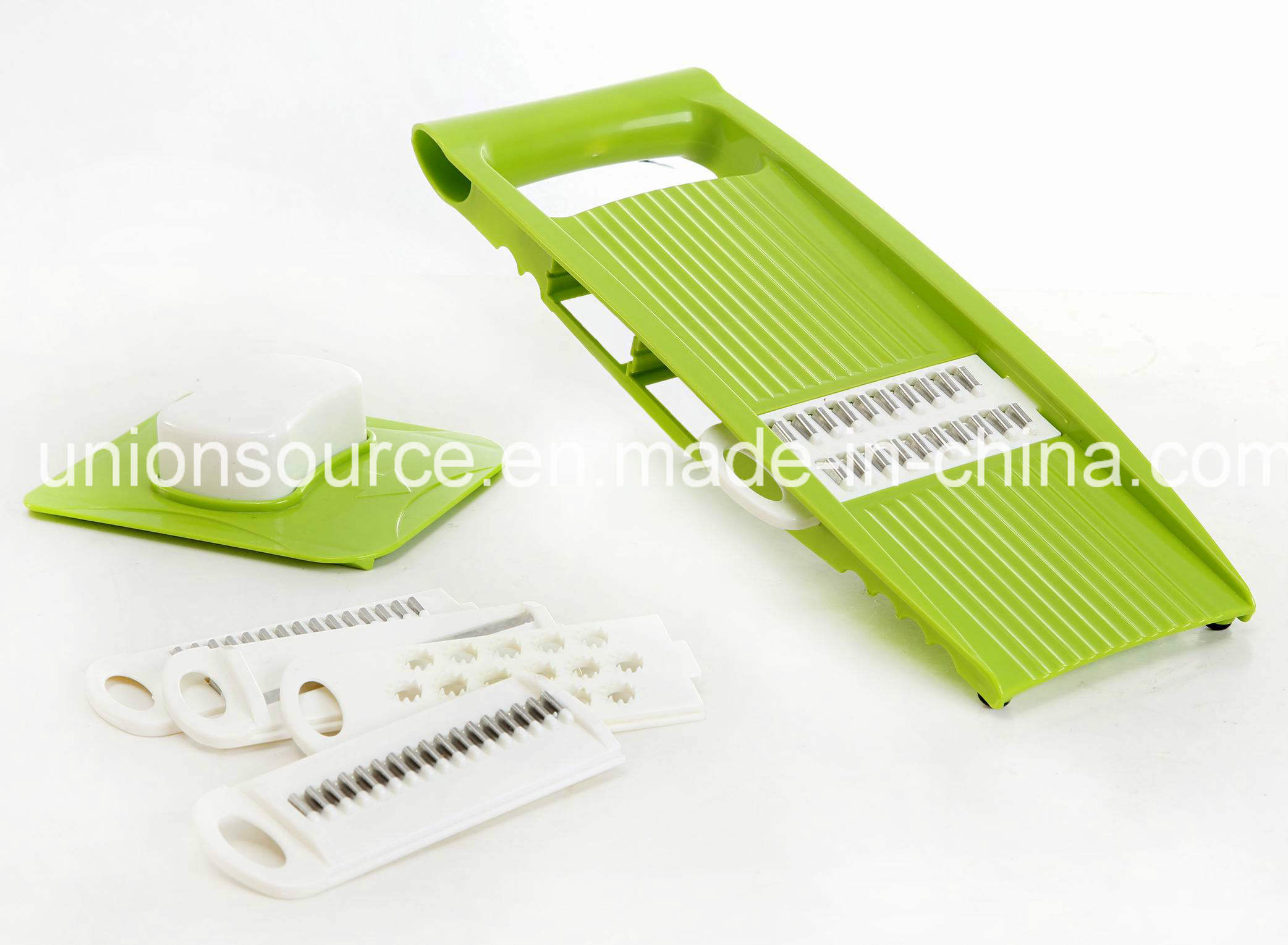 6in1 Muti-Function Kitchenware Plane with Handle Protection/Plastic Grater Tool