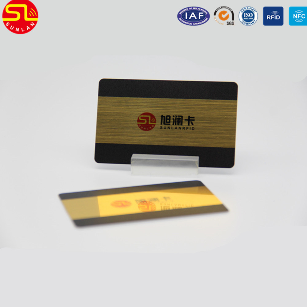 High Quanlity Plastic Contact IC Card with Free Sample
