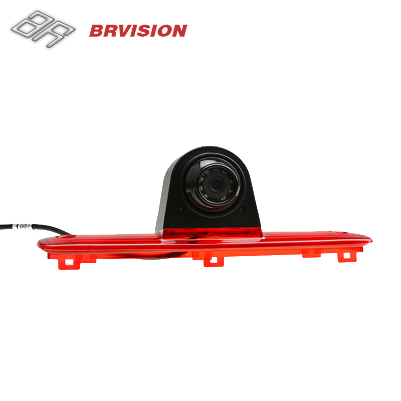 120 Degree LED Light Rear View Camera for FIAT Ducato