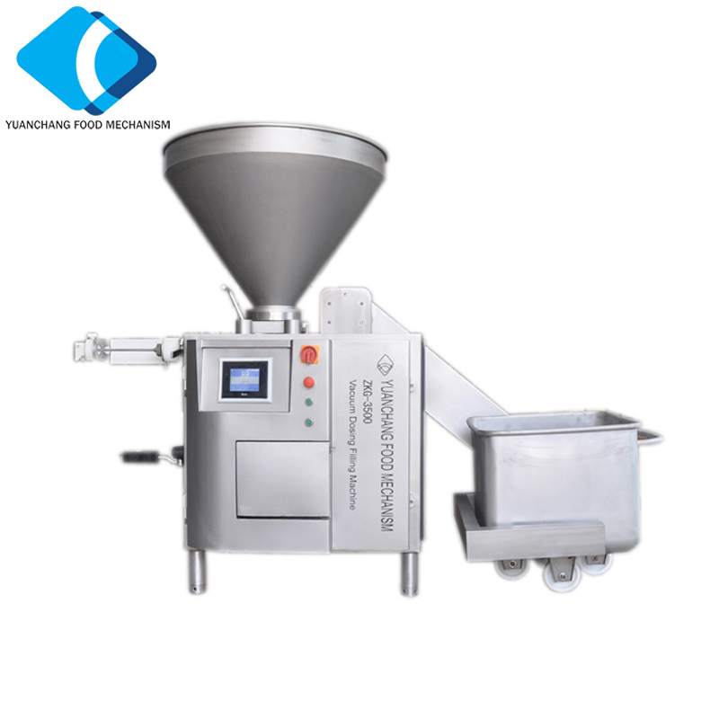 Vacuum Filling Machine/Sausage Making Machine/Food Processing Machine