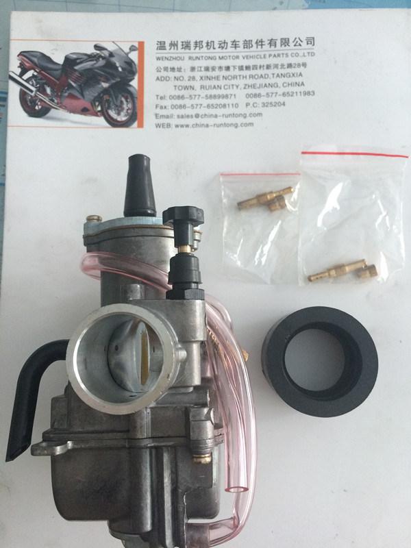 Oko 28mm Flat Slide Performance Carburetor