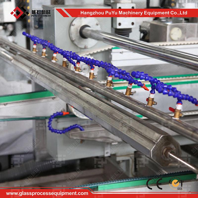 Horizontal Glass Straight-Line Pencil Edging Machine for Solar Glass