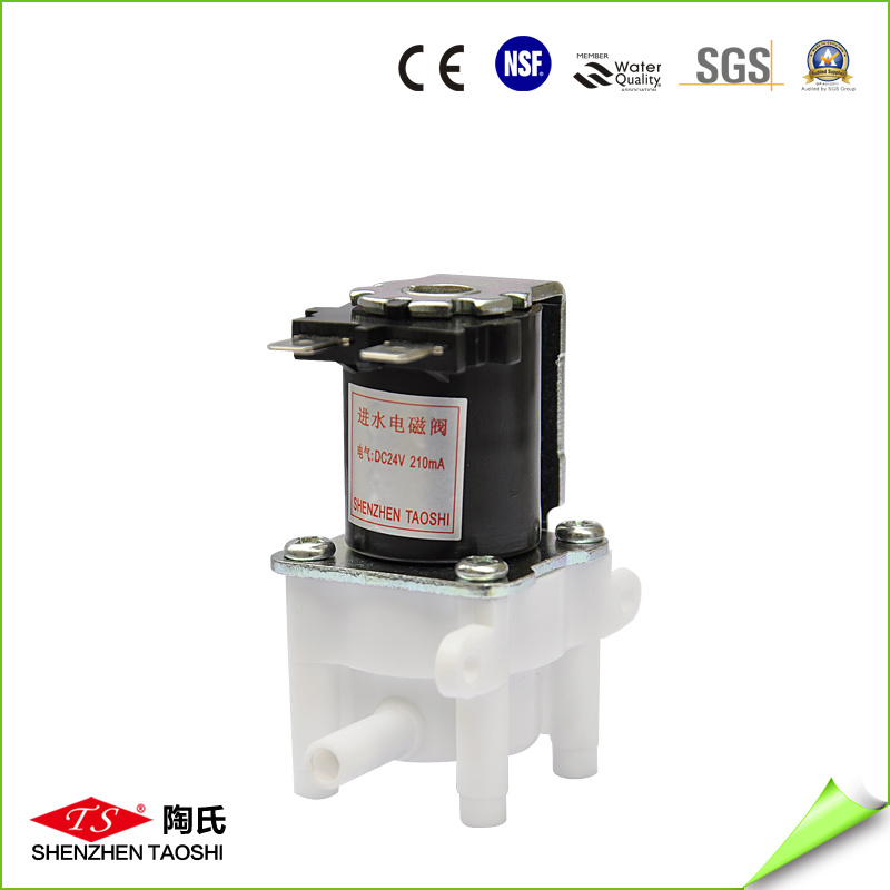 Auto-Flush Valve Without Waste Water Controller