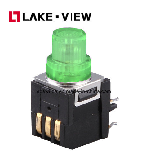 Right Angle LED Illuminated Tact Switch