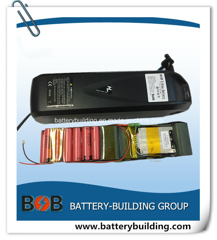 52V 17.5ah New Hailong Lithium Battery Hailong Downtube Battery Pack with Ga Cells by 14s5p