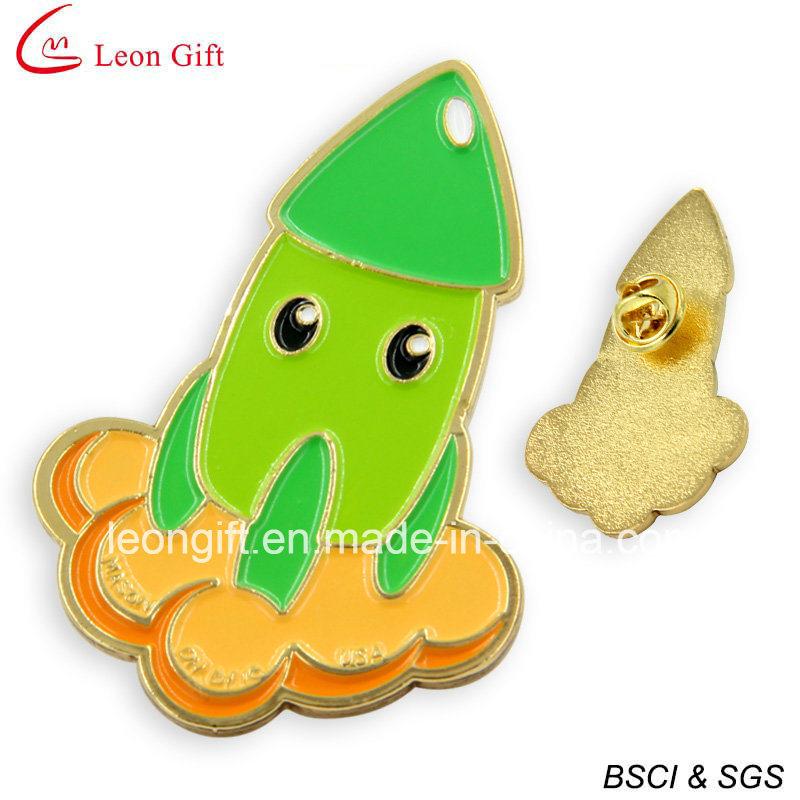 Wholesale Custom Enamel Lapel Pin for Promotion Gift (LM1054)