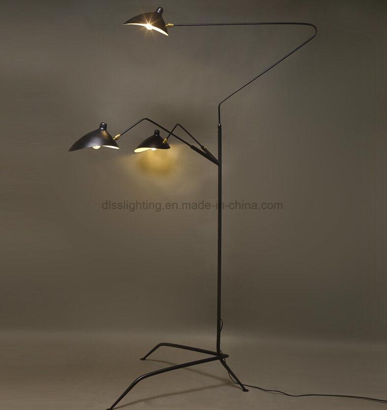 Nordic American Restaurant Floor Lamps Iron Ducks Lights