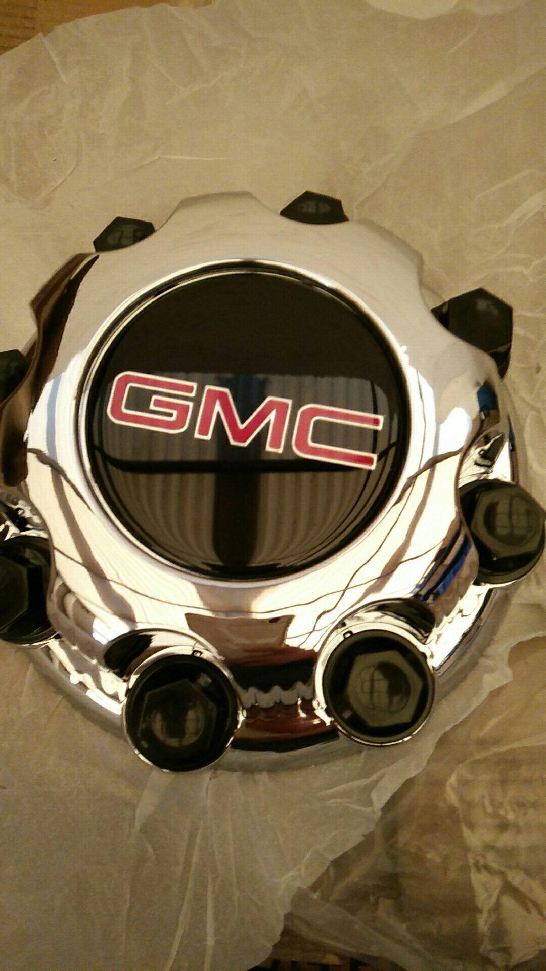 Gmc Wheel Center Cap