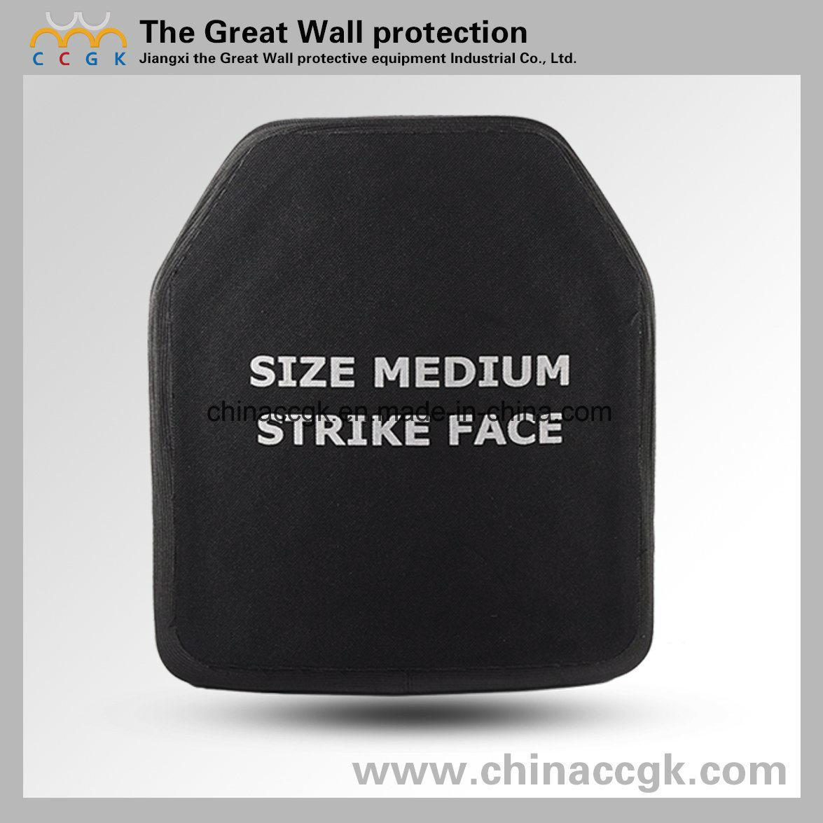 Nijiii & IV Silicon Carbide Bulletproof Ceramic Vest Plate