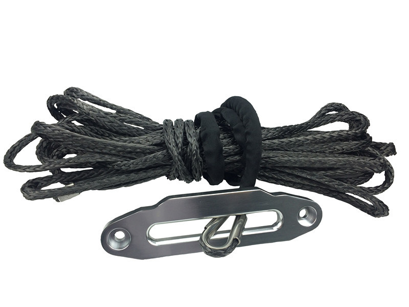 High Strength Durable Synthetic Winch Rope, Winch Line