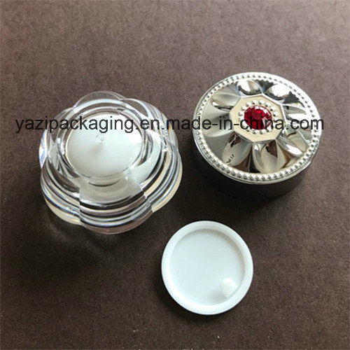 5g10g Acrylic Jar Plastic Jar