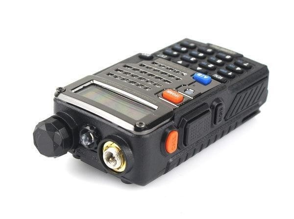Professional Transceiver Portable Radio Walkie Talkie for Military/Public Safety /Police
