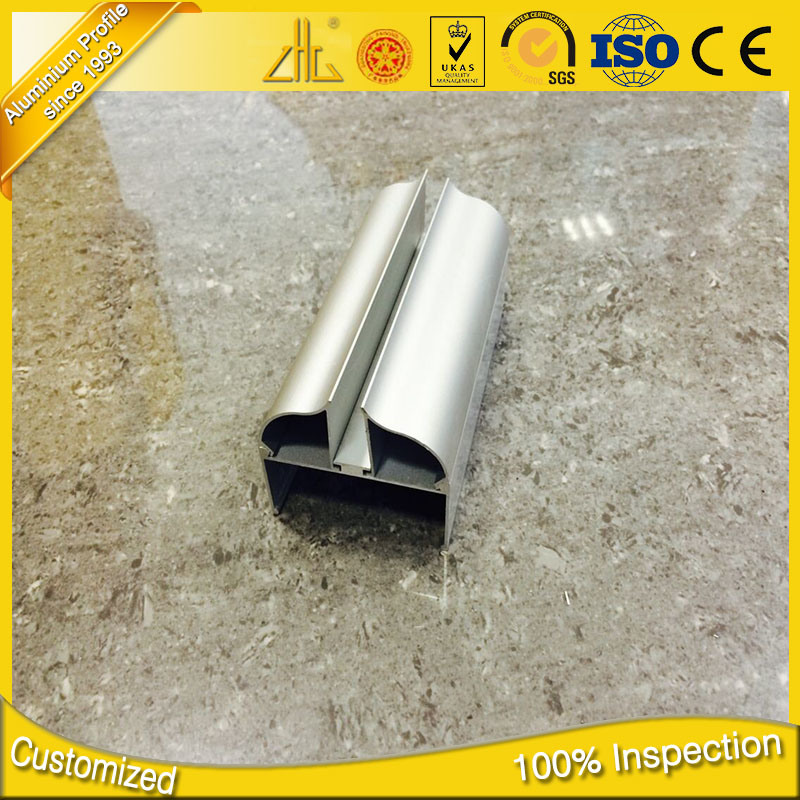 6063 T5 Aluminum U Channel for Pure Aluminum Cleanroom