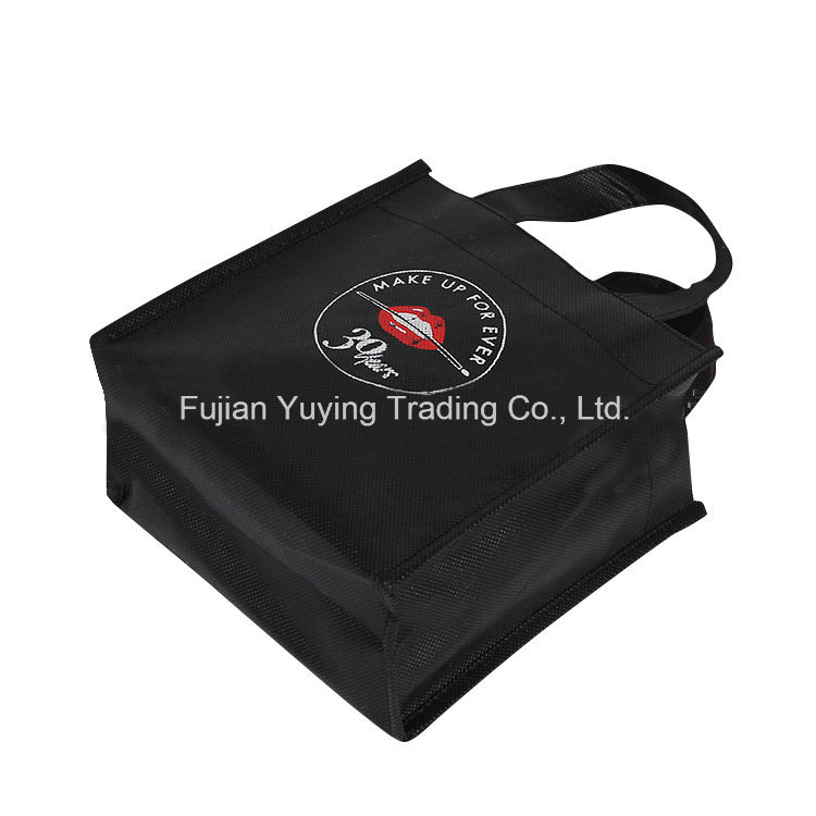 Customize Fashion Non Woven Shopping Tote Bags (YYNWB059)