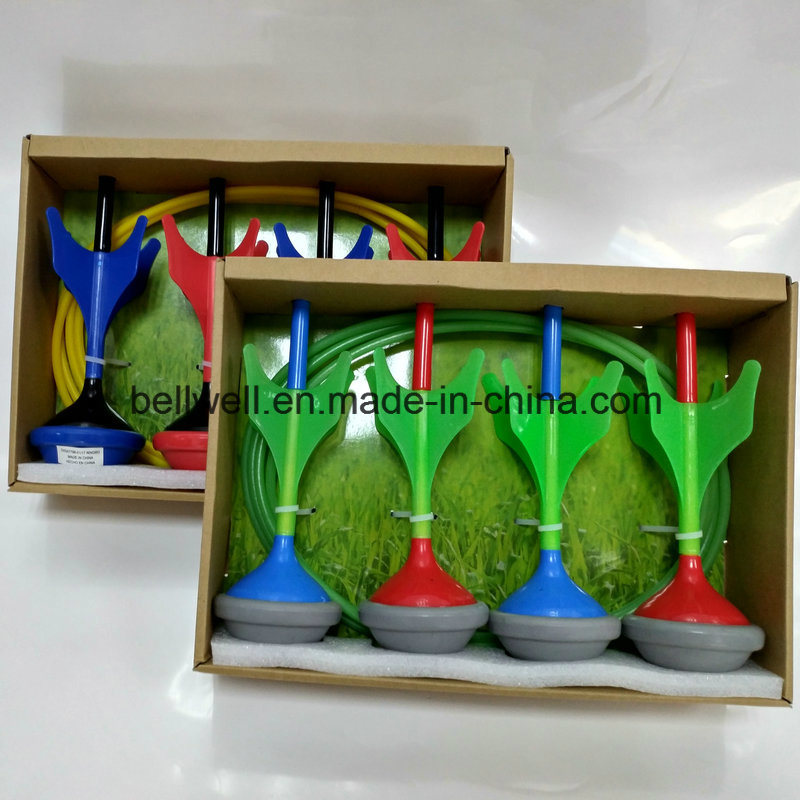 Indoor and Outdoor Toys Party Games Garden Soft Lawn Darts with Glow in The Dark