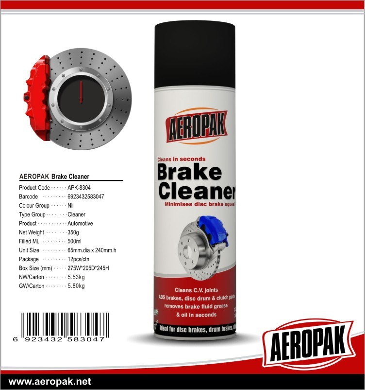 Aeropak Car Care Products Anti Rust Lubricants Multilube