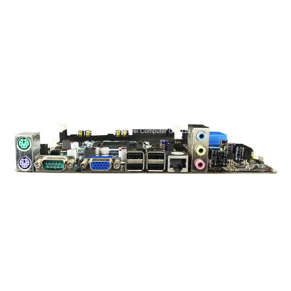 Yanwei Mainboard H61-LGA1155, 1 PCI Expressx16 Graphics Acceleration Slot