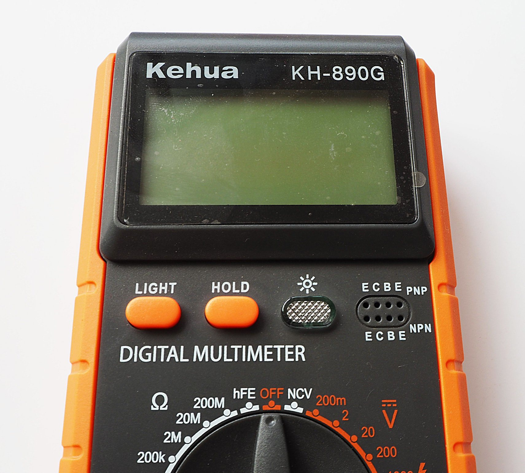High Quality Digital Multimeter (KH-890G) with Ce and UL