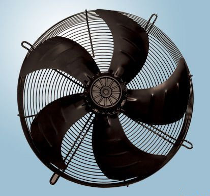 CCC/Ce Metal Industrial Fan (400mm) with External Rotor Motor